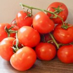frische Tomaten - Blitztomatensuppe