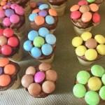 Waffelbecherkuchen - Kindergeburtstag