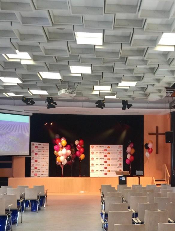 Plenarsaal - Berlin