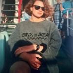 1993 - noch vor den ersten Beschwerden