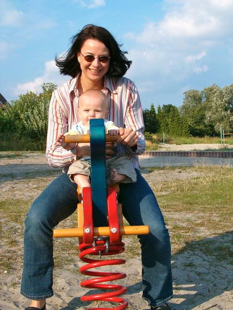 Antje und Kind 1 - Interview mit Kind 1.14 zum Thema Lupus