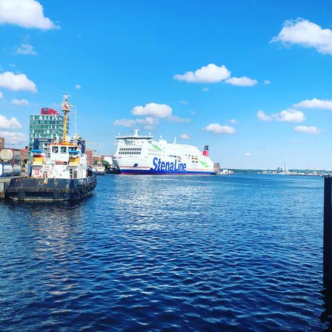 Kieler Hafen - Woche 29 mit Corona - Freitagszeuch