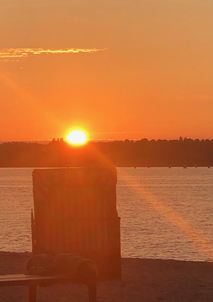 Moeltenorter Sonnenuntergang - Coronawoche 71 (Schubidu) - Freitagszeuch
