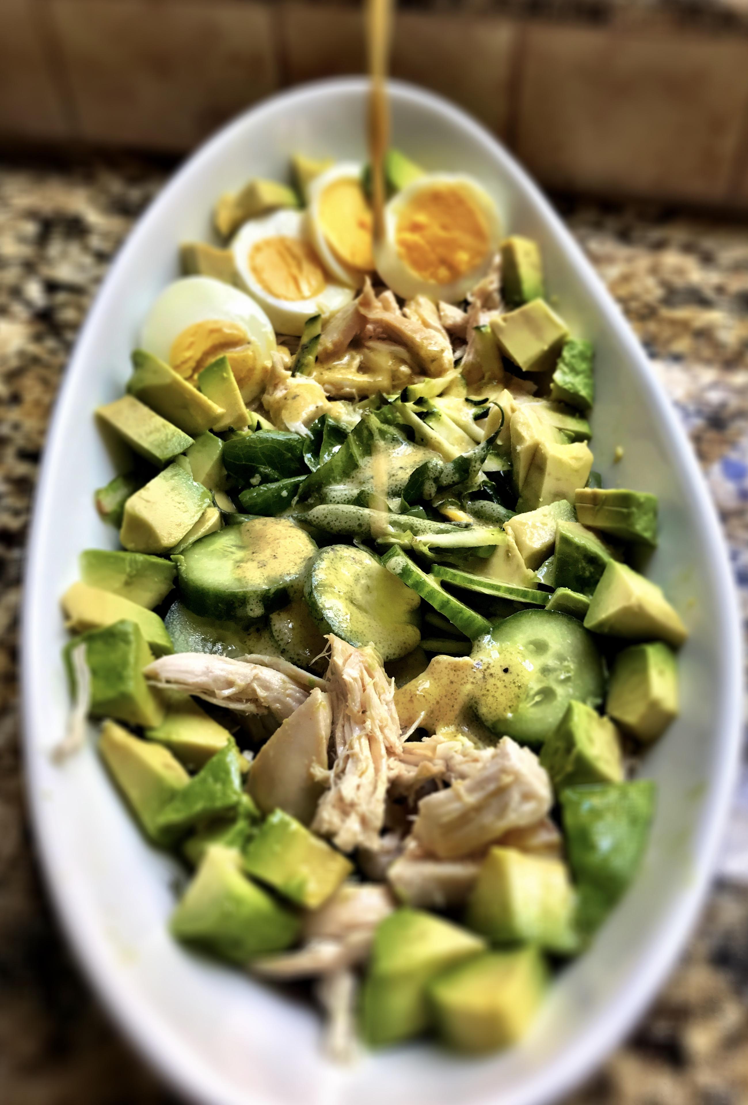 Summery Salad Vibes
