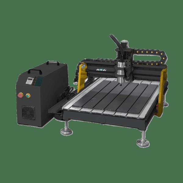 Fraiseuse CNC de bureau LUQUE Machines série B