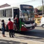 Gobierno levanta paro del transporte público