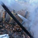 Fatal incendio en Luque