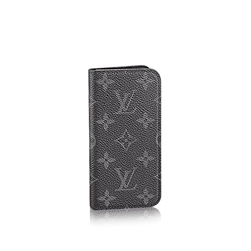 iPhone8/iPhone8 Plus/iPhone7/7 Plus対応 LOUIS VUITTON ルイヴィトン ルイ・ヴィトン フォリオ M62640 モノグラム・エクリプス キャンバス iphoneケース【並行輸入品】