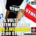 「NUTS&VOLTZ」のニューアイテムが8月3日水曜日午後10時から「NUTS&VOLTZ  ON LINE SHOP」で販売開始