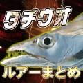 今すぐ投げたい超最新タチウオルアーまとめ特選14種【実釣ロケ動画多数あり】
