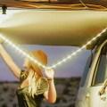 【光×麺】完全防水のロープ状LEDライト「ルミヌードル」が夜釣りやキャンプにオススメ!