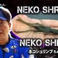 平村尚也プロデュース! 日曜の午後に釣れるシリーズ第2弾「ネコシュリンプ」が登場予定