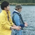 【釣りのCM】明治安田生命のCMで松坂桃李と宮藤官九郎が使っているタックルがめっちゃ気になる!