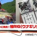 【鰻RIG(ウナギリグ)】発売記念プレゼント!エバーグリーンの「鰻RIG」MとLをセットで2名様に!