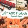 長崎発の注目新興ブランド「AGOProductsアゴプロダクツ(通称アゴプロ)」 のアイテムを紹介