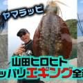 ヤマラッピ山田ヒロヒトのオカッパリ・エギングのランガン装備を超詳しく紹介