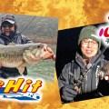 今週の釣り番組予告-3月27日放送-TheHIT「ドリャー!ニゴリ水のマッドラインで58センチ」、ルアルアチャンネル「広瀬達樹さん淡路島で大苦戦のライトゲーム」