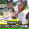 ハイプレ!オカッパリバス釣り場でのコンパクトフロッグの使い方「水野浩聡のワンモアフィッシュ」