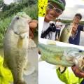 水野浩聡がメジャー河川で連発【キモだったのは場所は夏・釣り方は秋】