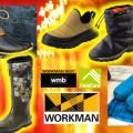 ワークマンの2019秋冬モノ防寒ブーツ防水ブーツ防雪ブーツを一挙まとめて紹介