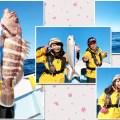 """【高級魚が連発?!】釣りガール""""あぜっち""""こと畔地香帆の「フラッシュジギング&電動ジギング」釣行レポート!"""