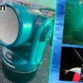 【持ち運べる常夜灯】ポイントは自分で作る!ハピソンとサーティフォーが共同開発した「高輝度 LED 投光型集魚灯」とは