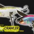 【RVクローラー】ジャッカルの人気デカ羽根モノを紹介!2020年新色2色も登場