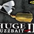 【モンスター対応の超ストロング系バズベイト】デプスの新作「HUGE BUZZBAIT TYPE II」がまもなくリリース開始!