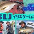 SLJスーパーライトジギング・イサキゲーム講座【シャロ―の中層をフワフワ「ホバリング」させるのがキモ】