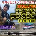 ブラックライオン山本康平の和歌山県南紀のオカッパリエギング最新実釣レポートwithラーテル77