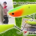【230mm】デカすぎるシーバス用トップ!ジップベイツの「ザブラ ペンシル コノハ230」がコノシロパターンで激効き!