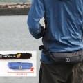 ジャッカルからコンパクトな腰巻きタイプの新作ライフジャケットが登場【従来品と比べ1/2のサイズ】