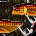 【突き出たアゴでボトム感知能力UP】ジャッカルの変わり種メタルバイブ「ノッキンジョー」を紹介