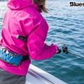 【コンパクトで高耐久】従来のベルト幅の約半分!30cmサイズで女性にもピッタリなライフジャケット「モーゲットウエスト」登場