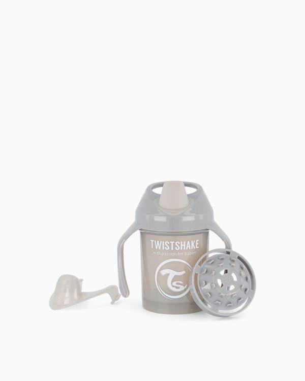 230 ml szürke cseppmentes kulacs babáknak