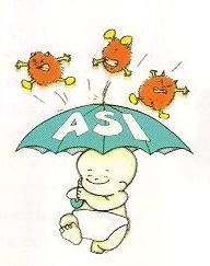 Gambar2. Manfaat ASI sebagai zat protektif