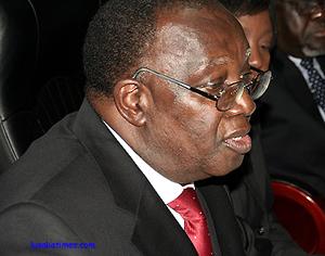 Chief Justice Ernest Sakala