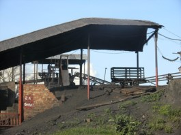 Chinese Collum Coal Mine (CCM) in Sinazongwe district
