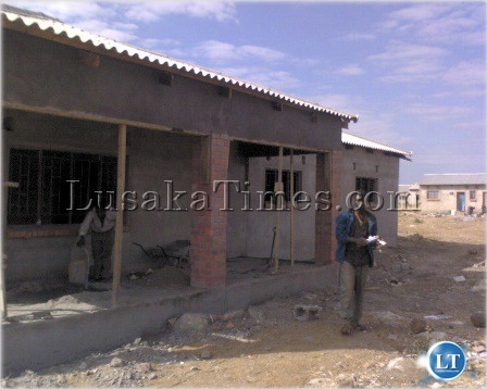 Zambia : How a house building frenzy inspired a generation