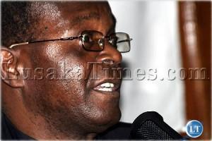 Archbishop Telesphore Mpundu