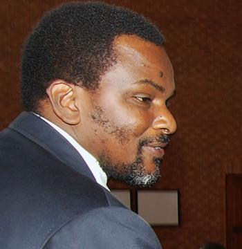 Director of Public Prosecutions Mutembo Nchito