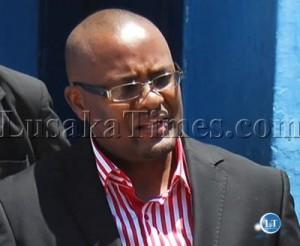 Eastern Province Permanent Secretary Emmanuel Mwamba