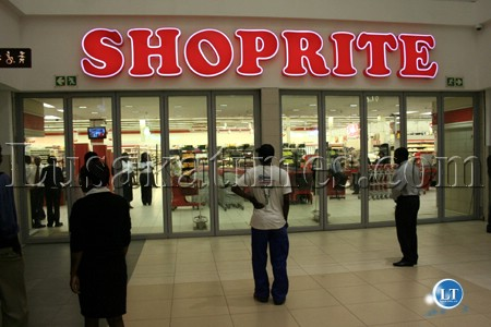 Shoppers are stranded at Shoprite Mandhill after they found the chain store closed by striking workers