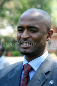 Finance Deputy Minister Keith Mukata