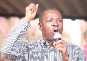 PF Secretary General and spokesperson Wynter Kabimba
