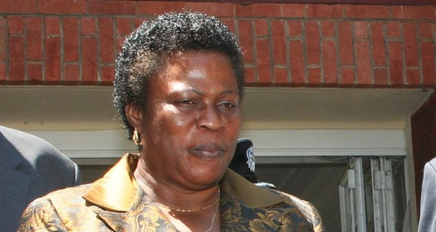 ANTI-Corruption Commission (ACC) director-general Rosewin Wandi