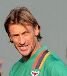 Zambia National Team Manager Herve Renard