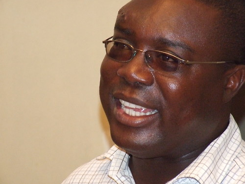 Ministry of Health Permanent Secretary Peter Mwaba