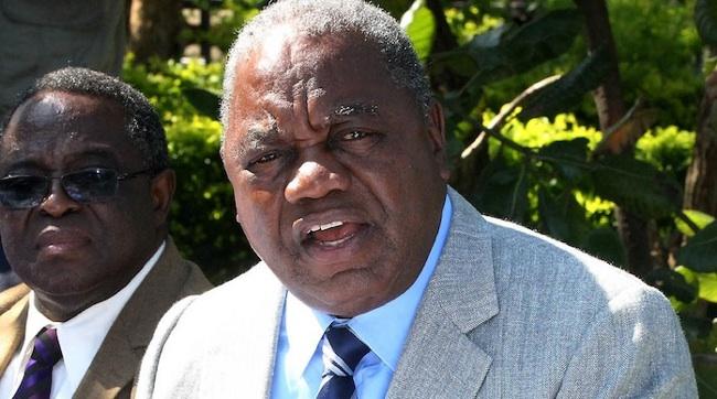 Former President Rupiah Banda