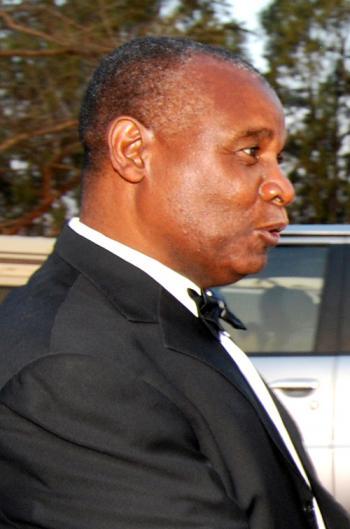 Mwandi MP and MMD vice president Michael Kaingu